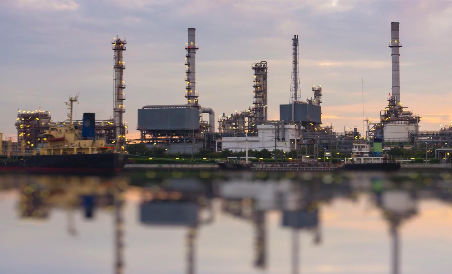 Raffinage de pétrole et de gaz