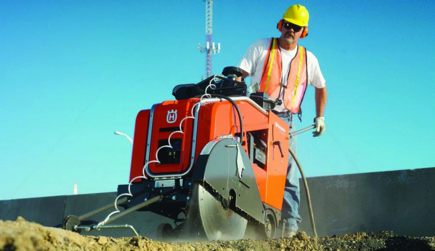 10 Tips for Cutting Concrete with a Concrete Saw | United Rentals