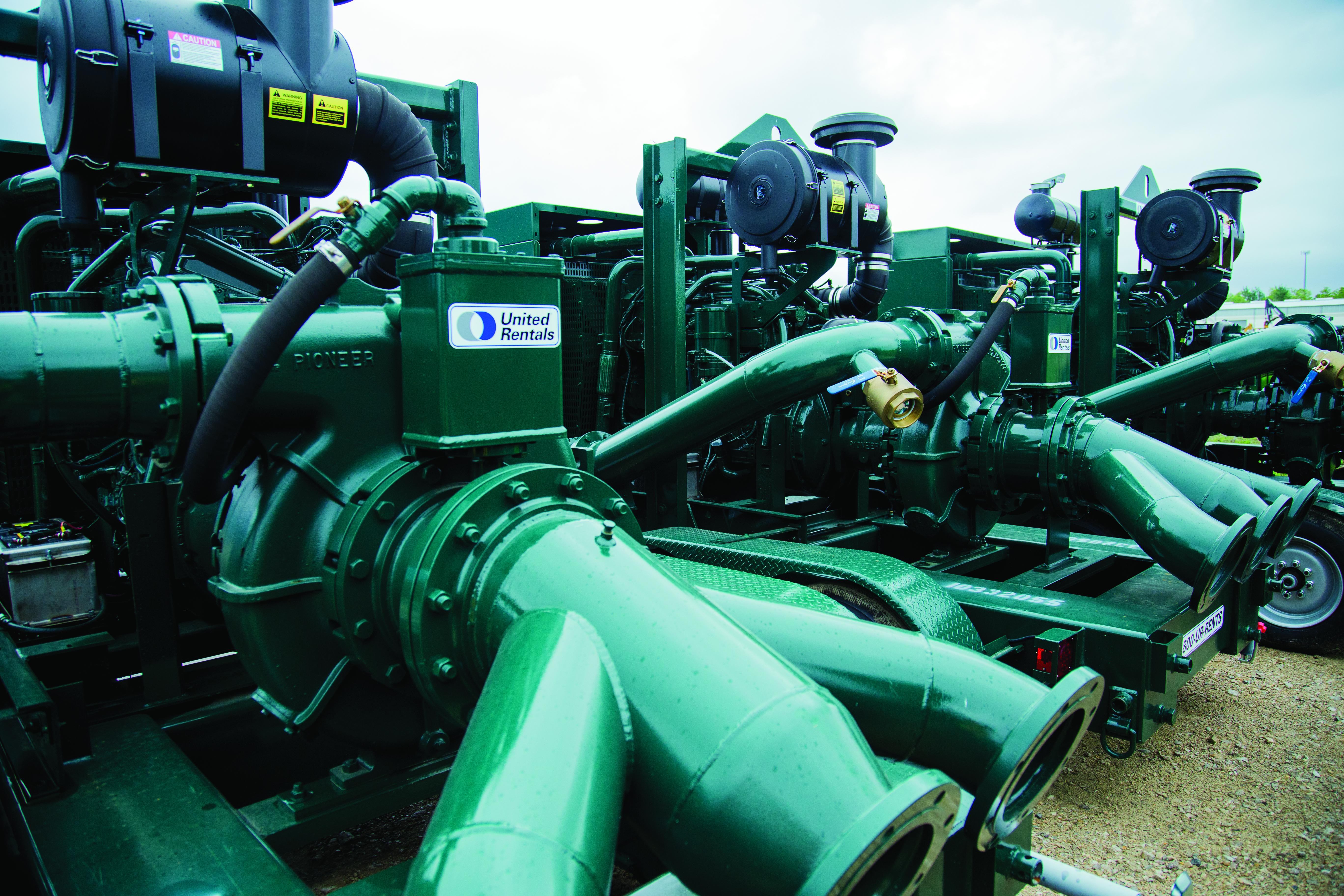 Pump Solutions at United Rentals
