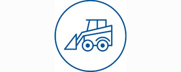 skid steer icon