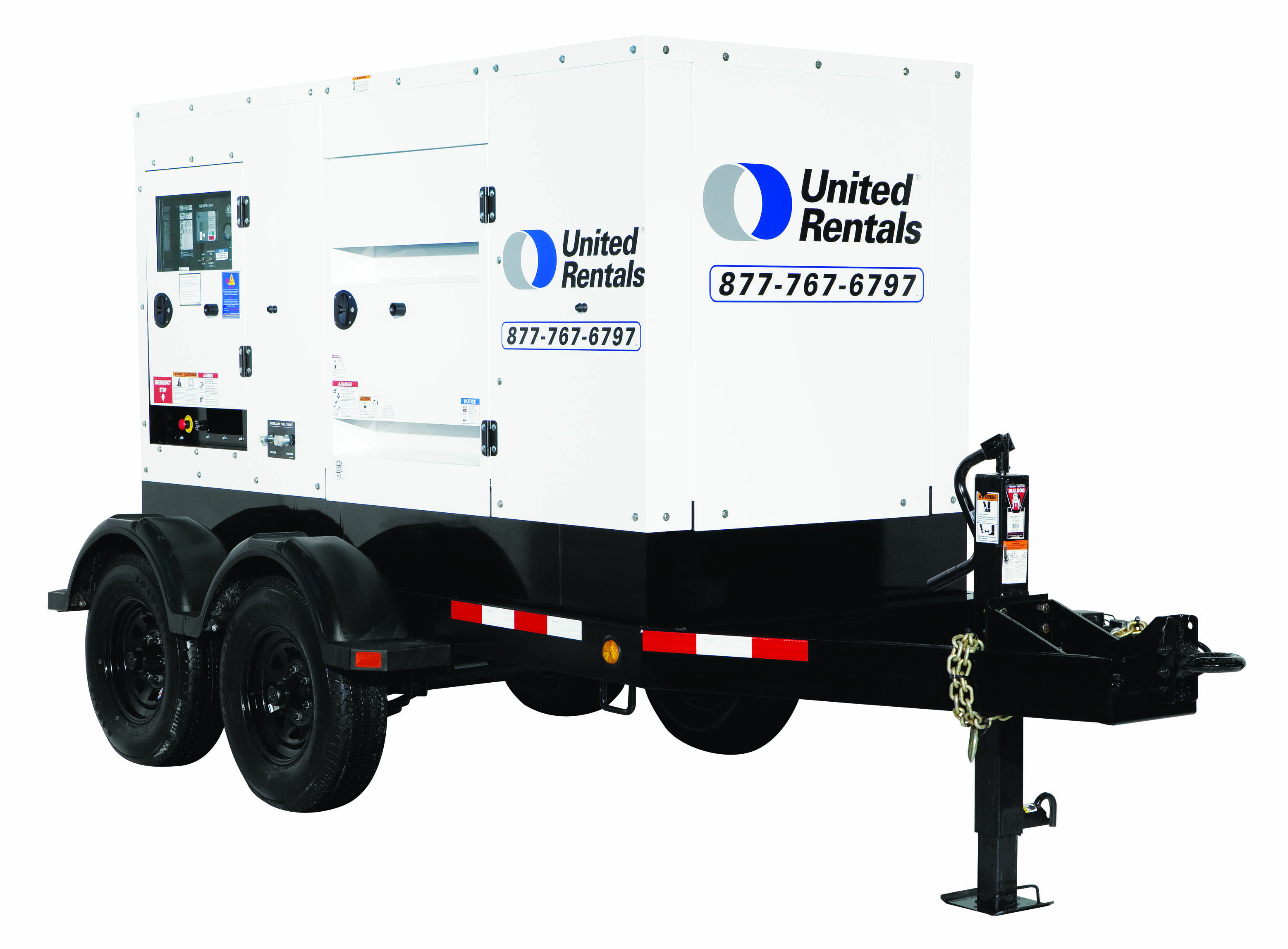 100 KW Generator for Rent United Rentals