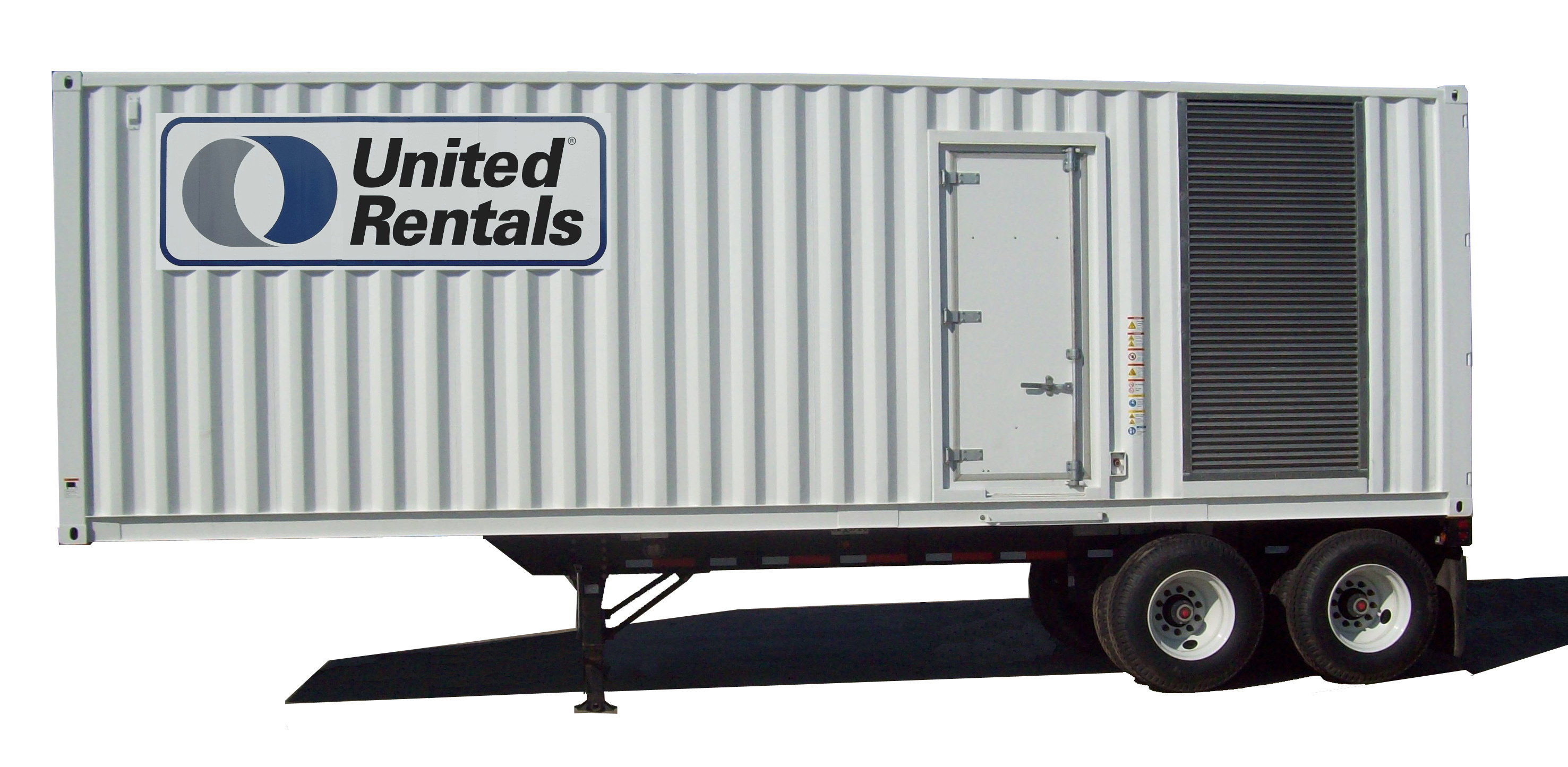 1000 KW Generator for Rent United Rentals