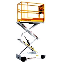 Scissor Lifts - Electric and Rough Terrain | United Rentals