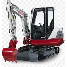Compact Mini-Excavators for Rent | United Rentals