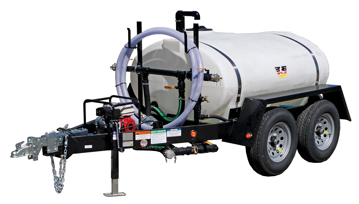 Water Tank Trailer >> Water Trailer 500 Gal Tank For Rent United Rentals