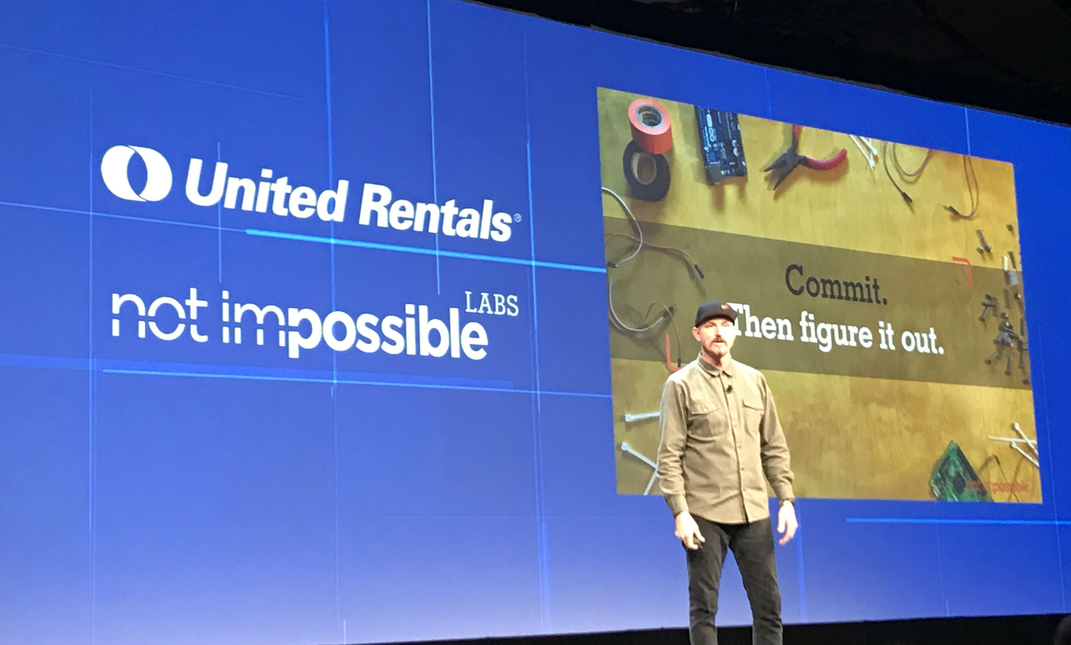 mick ebeling not impossible labs