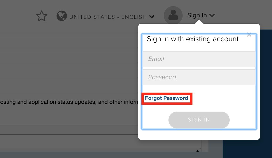 Forgot Password Image