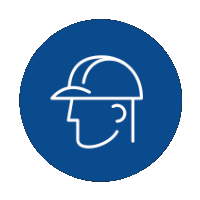 icon of man in hardhat
