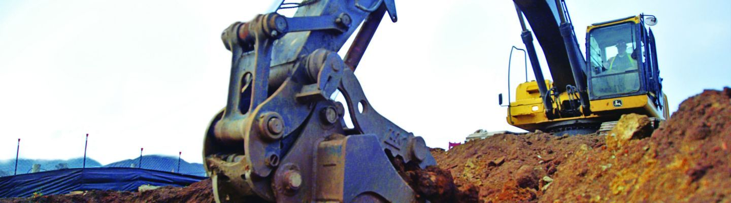 What Is an Excavator? | United Rentals