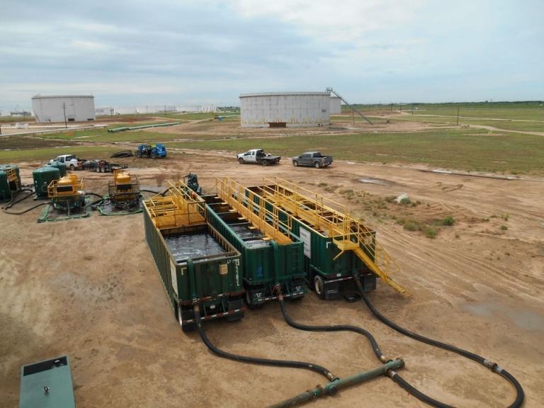 midstream oil gas jobsite