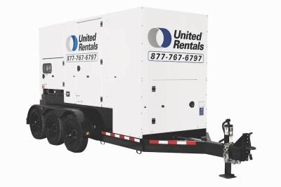 250kW Towable Diesel Generator for Rent - United Rentals