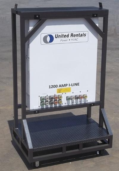 1,200-amp Distribution Panel for Rent - United Rentals