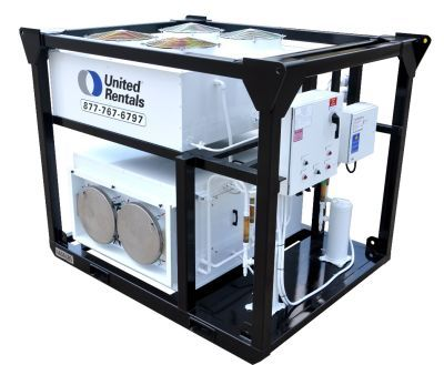 Air Conditioner Rental >> 20 Ton High Static Air Conditioner For Rent United Rentals