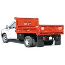 Dump Truck, 3 cubic yds , Single Axle for Rent - United Rentals