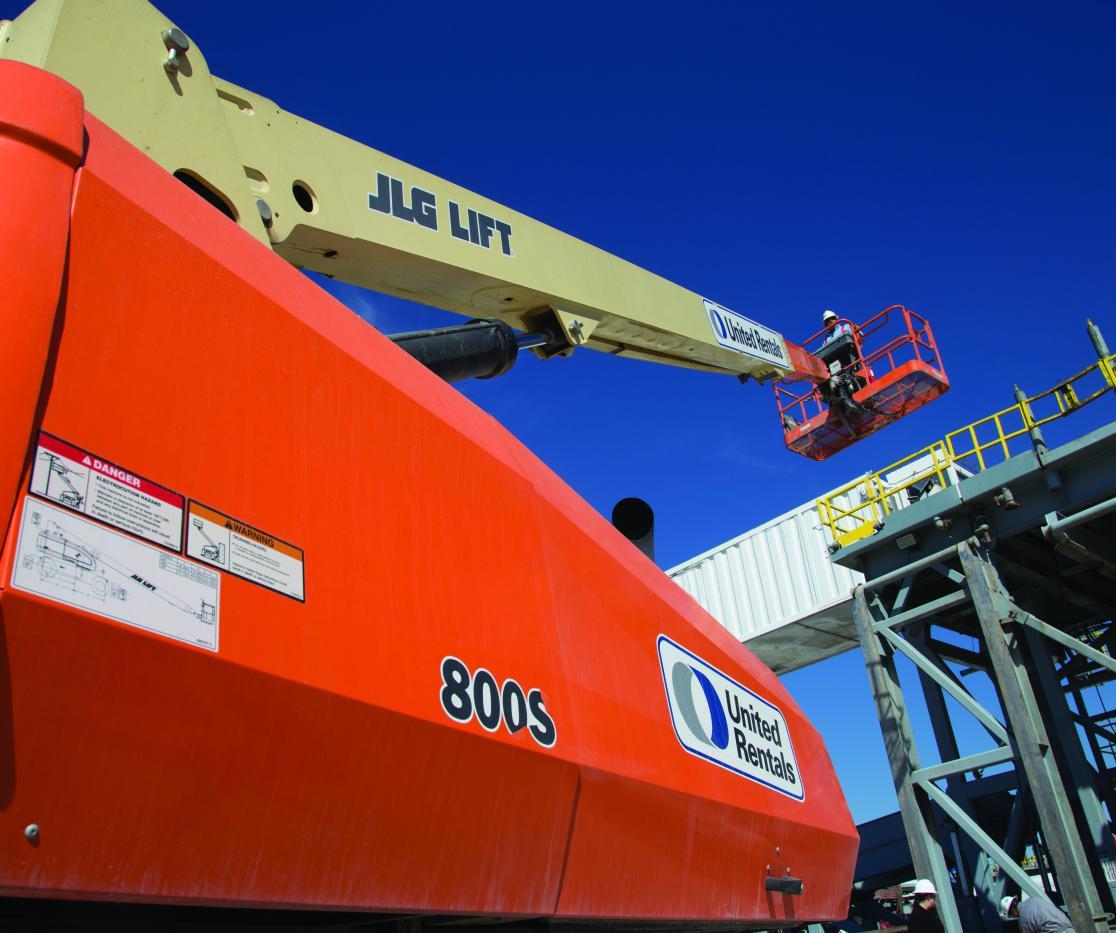 Rental Site: Industrial & Construction Equipment
