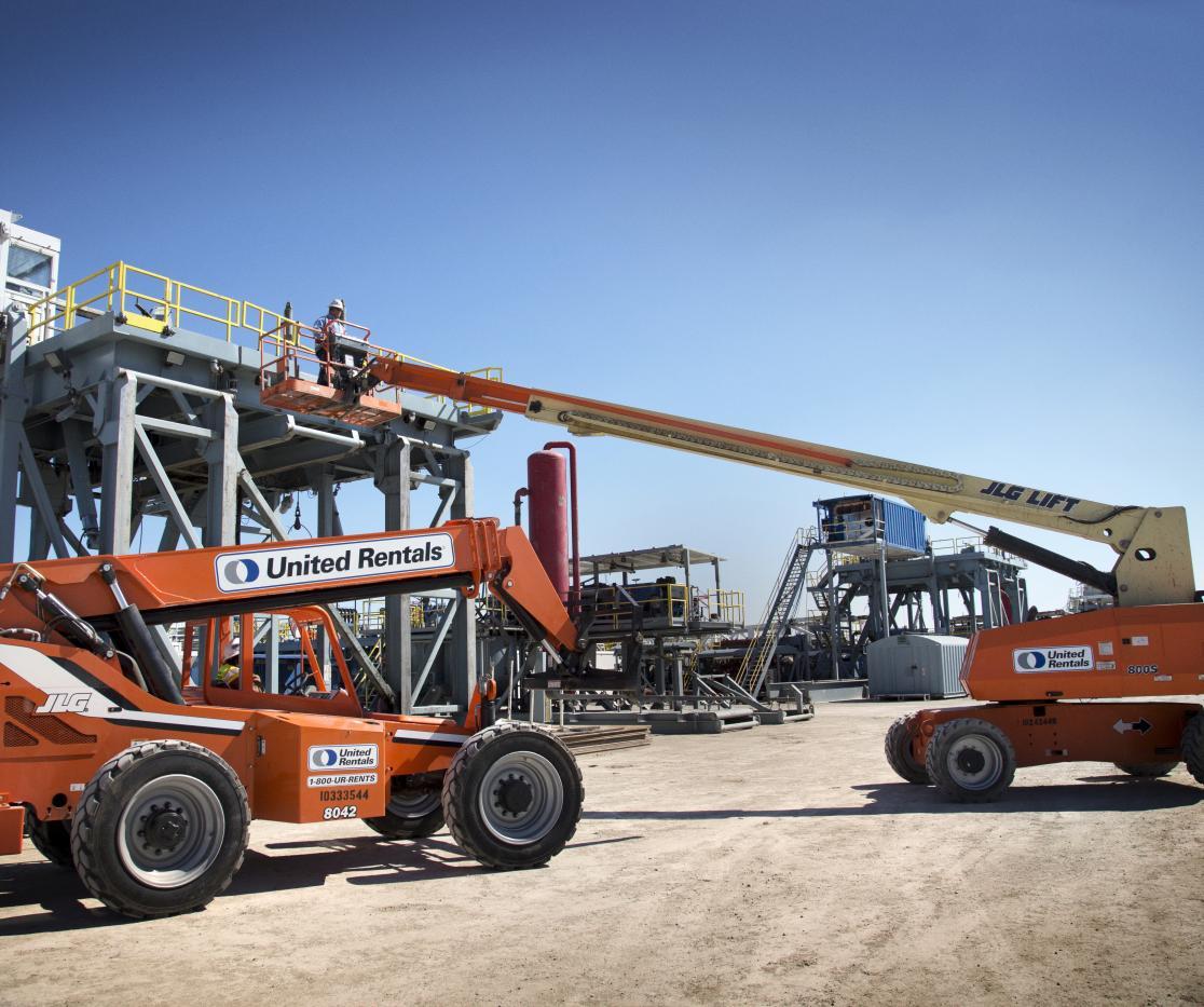 Apartament Rent: Industrial & Construction Equipment