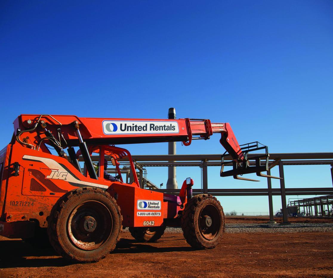 Industrial & Construction Equipment