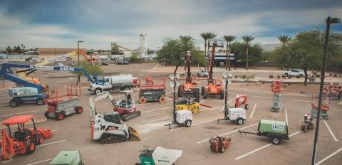 Parking Lot Equipment