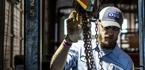 main working chain hoist