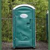High Rise Hoist able Portable Restroom