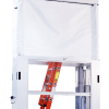 HEPA DUST CONTAINMENT CART