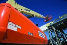 extedned boom lift