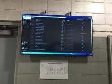 Spot-r monitor at Labadie