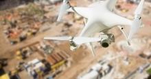 Drone in Flght