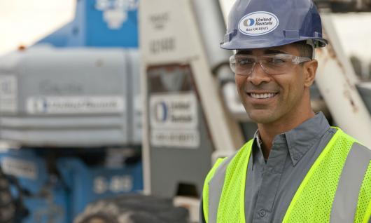 worker in PPE