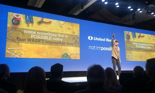 mick ebeling not impossible labs presentation 2019 tcic