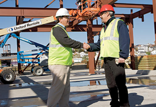 Project uptime united rentals for How to find good subcontractors