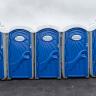 standard portable restroom lifestyle shot