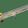 conveyor belt product shot horizontal